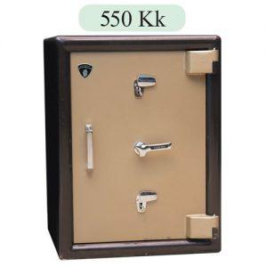 گاوصندوق سبک گنج بان مدل 550 - KR